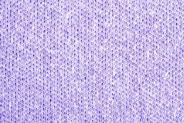 Texture abstraite de laine pourpre pour le fond