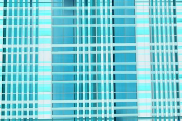 Texture abstraite de l'ordinateur numérique d'une cage de couleur froide.