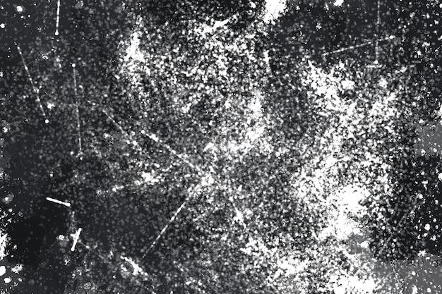 Texture abstraite de particules monochromes. fond de fissures, éraflures, éclats, taches