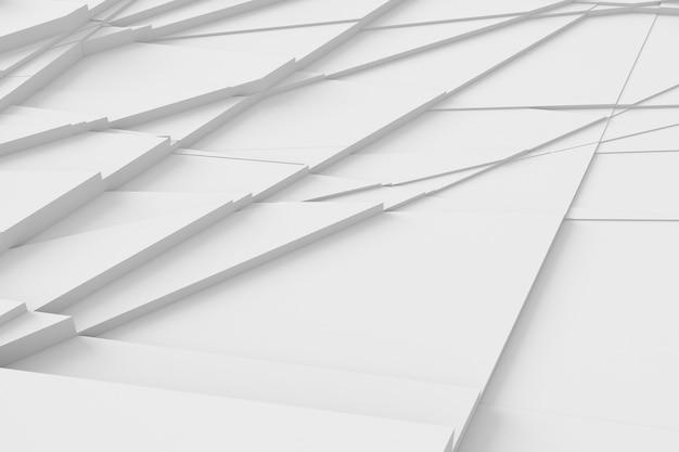 Texture abstraite avec surface coupée