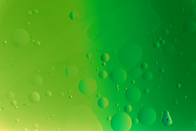 Texture abstraite verte avec inclusions, concept d'arrière-plan art