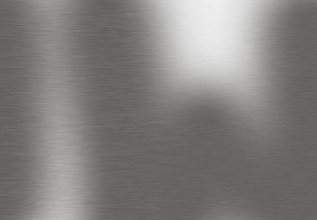Texture en acier inoxydable. fond métallique