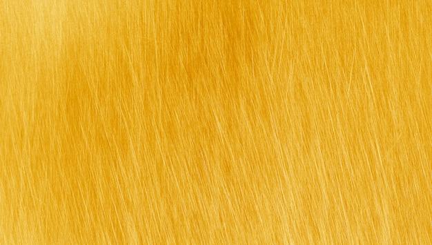 Texture en acier en métal poli doré