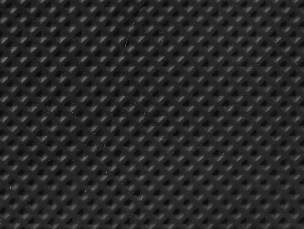 Texture en acier noir