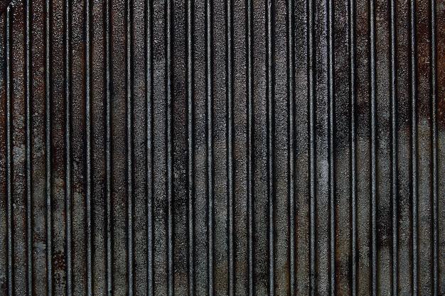 Texture acier noir