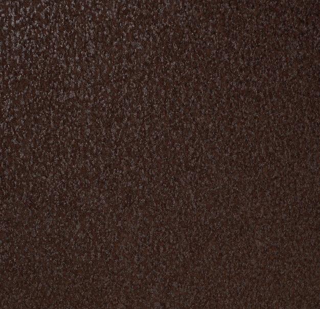 Texture de l'acier à l'oxyde
