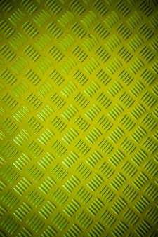 Texture en acier vert.