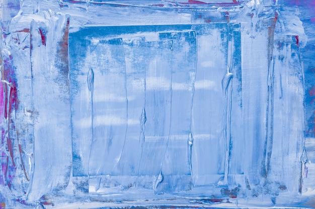 Texture acrylique abstraite