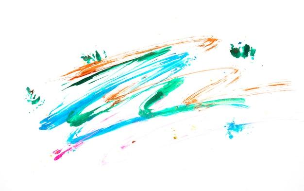 Texture aquarelle abstraite colorée et texture aquarelle créative moderne