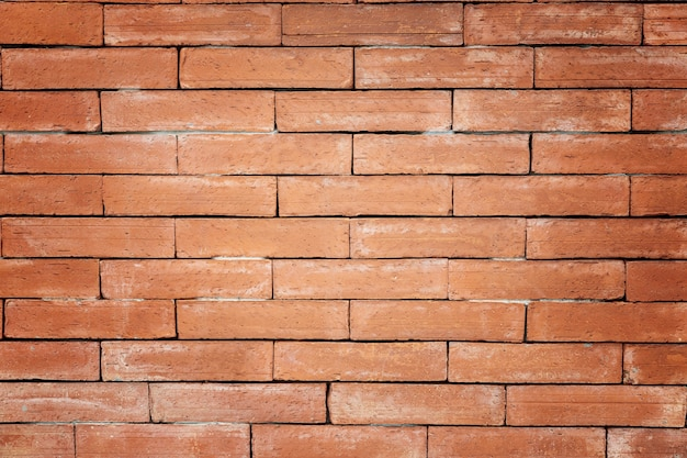 Texture d'arrière-plan de mur de brique
