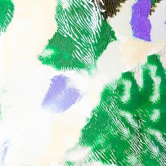 Texture artistique de coup de pinceau