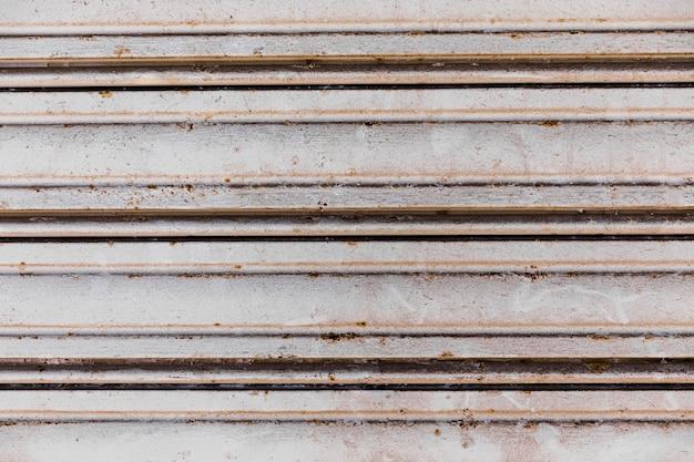 Texture aveugle en métal