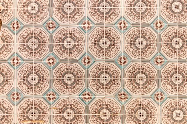 Texture azulejo portugaise