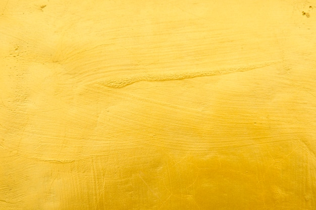 Texture de béton doré