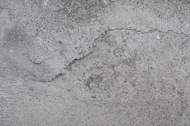 Texture de béton fissuré