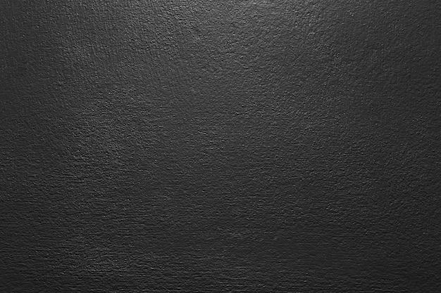 Texture de béton de vieux mur grunge de couleur noire foncée comme toile de fond.
