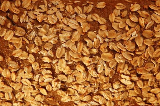 Texture de blé de pain de céréale