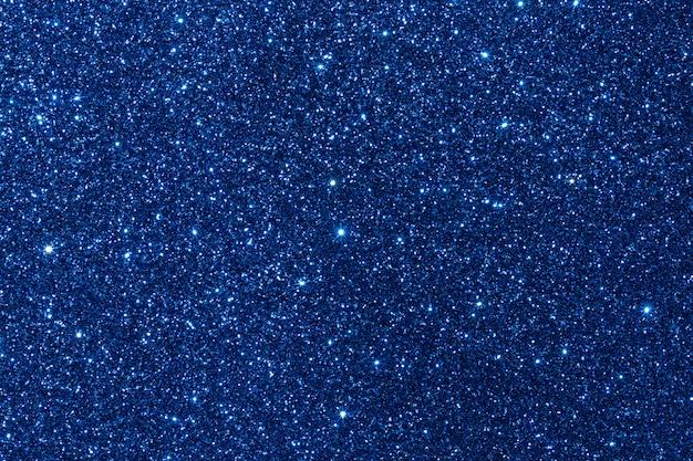Texture bleu pailleté