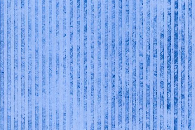 Texture bleue des lignes rapprochées