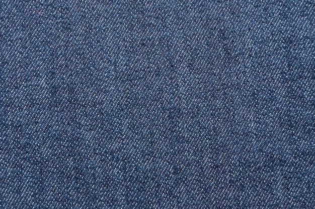 Texture de blue jeans
