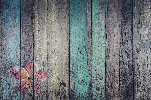 Texture de bois ancienne, fond naturel vintage