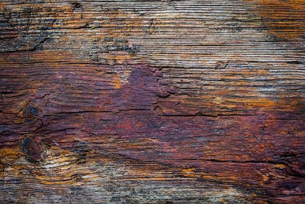 Texture en bois antique, fond