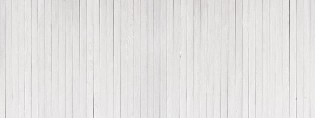 Texture en bois blanc comme arrière-plan