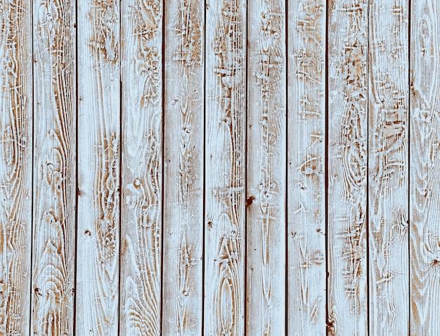 Texture bois blanc et gris. anciens panneaux de surface