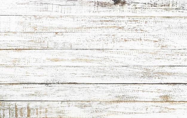 Texture de bois blanc provenant d'arbres naturels