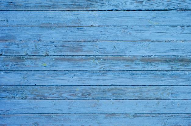 Texture bois bleu avec des motifs naturels. couleur bleu classique. couleur de l'année 2020. couleur tendance.