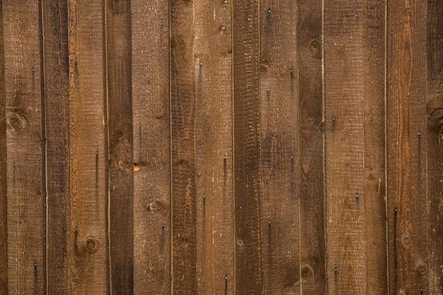 Texture en bois. bois sombre. fond de bois avec des lignes verticales