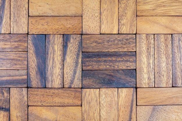 Texture bois du sol.