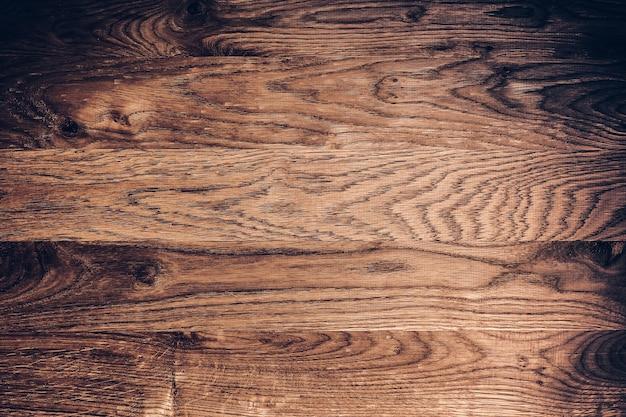 Texture bois foncé. arrière-plan de vieux panneaux en bois sombre. espace vide pour le texte