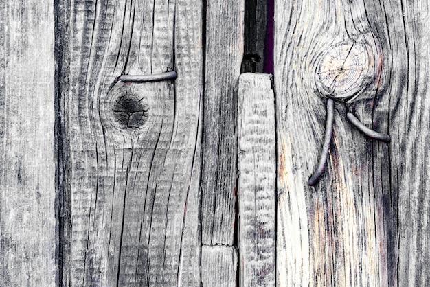 Texture, bois, fond de mur. texture en bois avec rayures et fissures