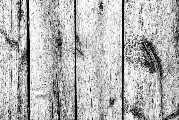 Texture en bois avec fond de rayures et de fissures