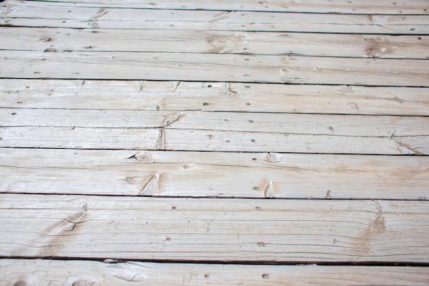 Texture en bois. un fond des vieilles planches grises se trouvant dans une rangée
