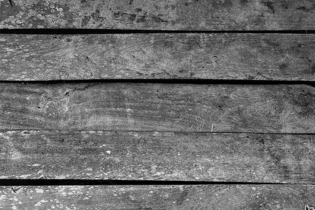 Texture bois grung noir et blanc
