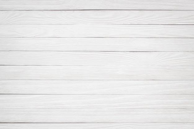 Texture bois légère. table en bois peint blanc