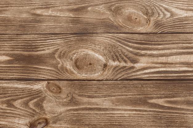 Texture de bois marron. abstrait modèle vide.