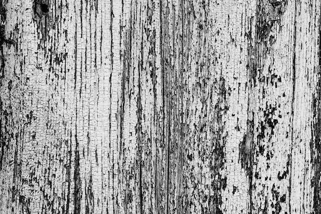 Texture, bois, mur, il peut être utilisé comme arrière-plan. texture en bois avec rayures et fissures