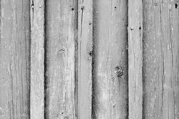 Texture, bois, mur, il peut être utilisé comme arrière-plan texture en bois avec rayures et fissures