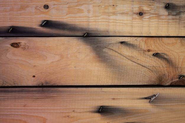 Texture de bois naturel