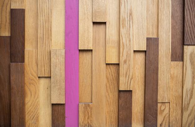 Texture en bois avec des planches