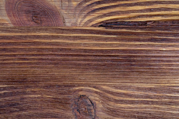 Texture de bois précieux. d'aspect rustique et de tons sombres, ocres, bruns, grillés et noirs. les veines et les nœuds sont appréciés.
