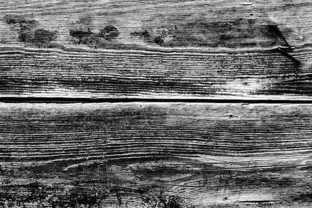 Texture en bois avec des rayures et des fissures