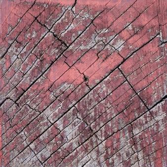 Texture de bois rouille pâle très vieux vintage
