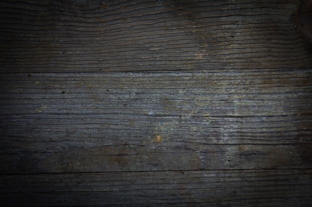 Texture de bois sombre
