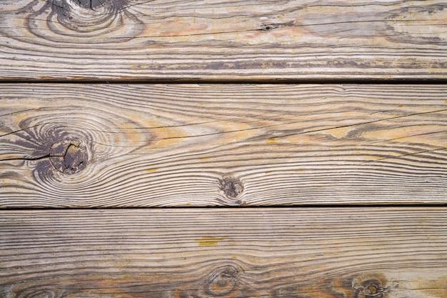 Texture de bois vide