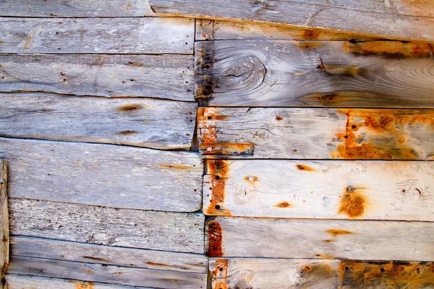 Texture de bois vieilli vieilli