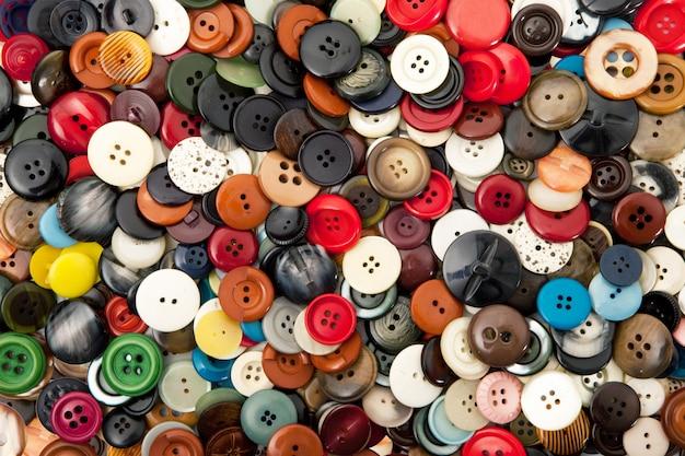 Texture des boutons